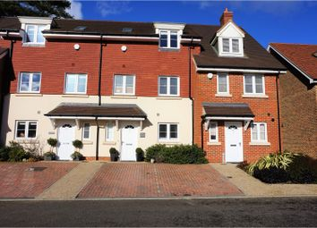 Thumbnail 3 bed town house for sale in Hunters Place, Hindhead