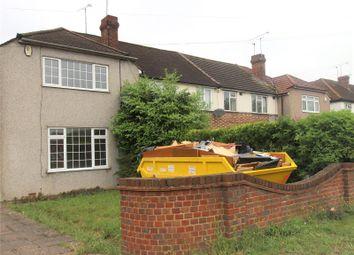 Thumbnail 3 bed semi-detached house to rent in Sevenoaks Way, Orpington, Kent