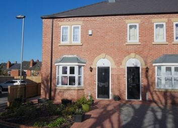 Thumbnail 2 bed terraced house to rent in Redmile Close (Landlord), Hucknall