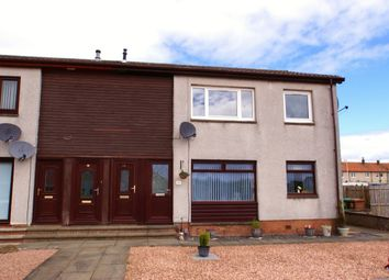 Thumbnail 2 bed flat for sale in Denvale Gardens, Kennoway, Leven
