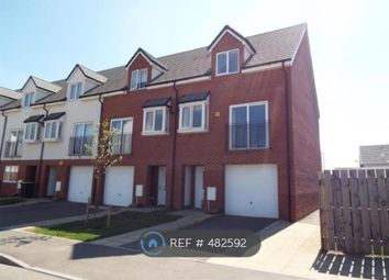 Thumbnail 3 bed flat to rent in Champion Way, Bedford