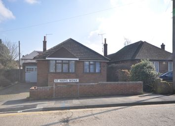 Thumbnail 3 bed bungalow to rent in St. Marys Avenue, Shenfield, Brentwood