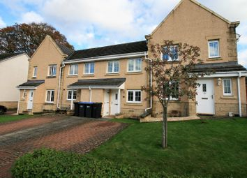 Thumbnail 2 bed terraced house for sale in The Beeches, Galashiels