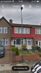 3 bed terraced house to rent in Amberley Road, London SE2