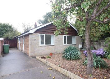 Thumbnail 3 bed detached bungalow for sale in Woodthorpe Close, Shuttlewood, Chesterfield