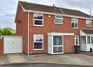 Thumbnail 3 bed semi-detached house for sale in Heronswood Drive, Brierley Hill