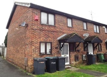 Thumbnail 2 bed property to rent in Rudyard Close, Luton
