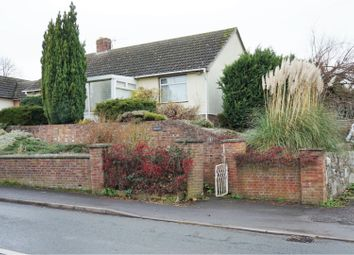 Thumbnail 2 bed semi-detached bungalow for sale in East Lyng, Taunton