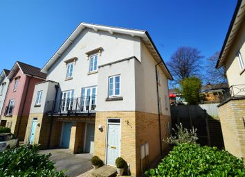 Thumbnail 4 bed semi-detached house for sale in Sally Hill, Port Marine, Portishead.