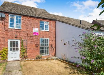 Thumbnail 3 bed terraced house for sale in Sandringham Way, Swaffham