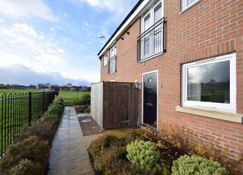 Thumbnail 1 bed terraced house for sale in Elizabeth Court, Pudsey, West Yorkshire