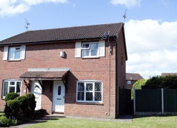 Thumbnail 2 bed semi-detached house to rent in Apple Tree Grove, Great Sutton, Ellesmere Port