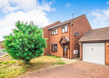 Thumbnail 3 bed semi-detached house for sale in Honeybourne Way, Willenhall