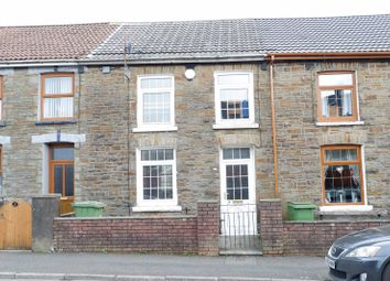 3 bed terraced house for sale in Llantrisant Road, Tonyrefail, Porth CF39