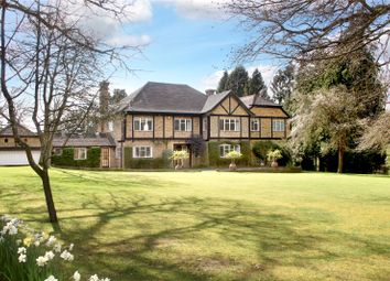 Thumbnail 6 bed detached house for sale in The Drive, Tyrrells Wood, Leatherhead, Surrey