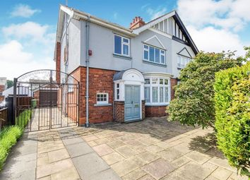 Thumbnail 3 bedroom semi-detached house for sale in Weelsby Road, Grimsby