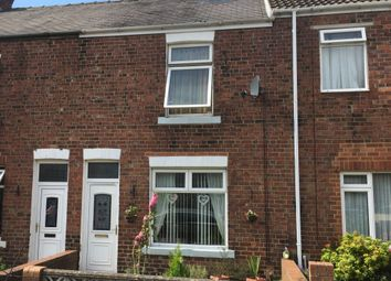 2 bed terraced house for sale in Albion Avenue, Shildon DL4