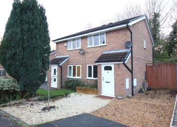Thumbnail 2 bed semi-detached house for sale in Wood Bank, Penwortham, Preston