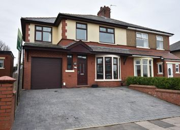 Thumbnail 4 bed semi-detached house for sale in Dill Hall Lane, Church, Accrington