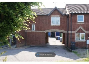 Thumbnail 1 bed terraced house to rent in Southgate Road, Ipswich