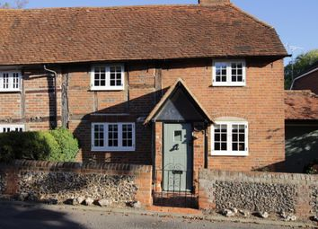 Thumbnail 3 bed semi-detached house to rent in Jasmine Cottages, Purley Village, Purley On Thames, Reading