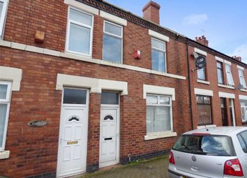 Thumbnail 2 bedroom terraced house for sale in Wood Street, Crewe