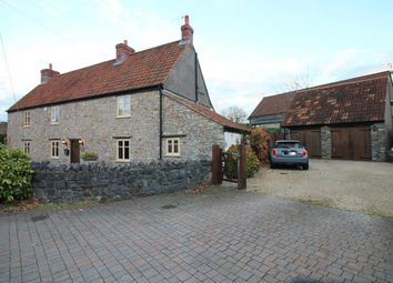 Thumbnail 4 bed detached house to rent in Main Road, Cleeve, North Somerset