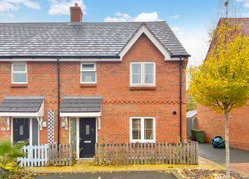 Delamere Gardens, Fair Oak, Eastleigh SO50. 3 bed semi-detached house for sale