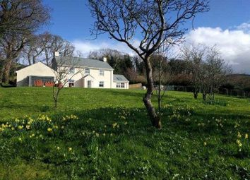 Thumbnail 4 bed detached house for sale in Ballamoar Cottage, Glen Road, Ballaugh