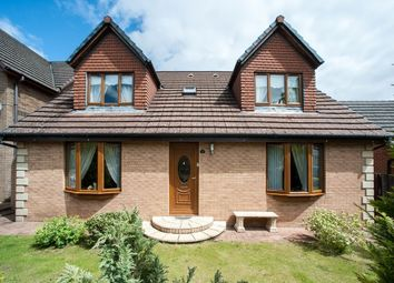 Thumbnail 4 bed detached house for sale in Herbison Court, Larkhall, South Lanarkshire