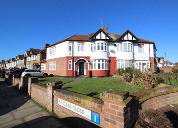 Thumbnail 5 Bed Semi Detached House For Sale In Vicars Close Enfield