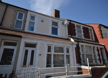 Thumbnail 3 bed property for sale in Palmerston Road, Barry