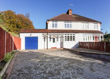 Thumbnail 3 bed semi-detached house to rent in Church Road, Sunningdale, Ascot