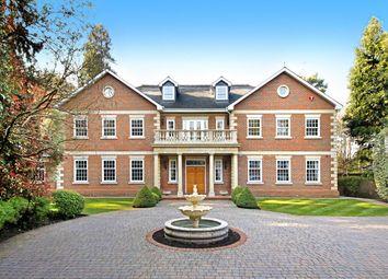 Thumbnail 6 bed detached house for sale in Brockenhurst Road, Ascot, Berkshire