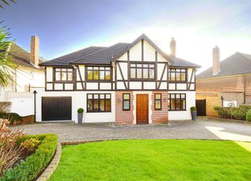 Thumbnail 4 bed detached house for sale in Greenbrook Avenue, Barnet