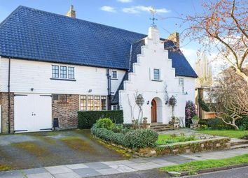 Thumbnail 6 bed detached house for sale in Neville Drive, Hampstead Garden Suburb, London