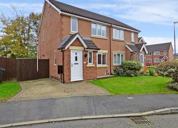 Thumbnail 3 bed semi-detached house for sale in Stirling Close, Winsford, Cheshire