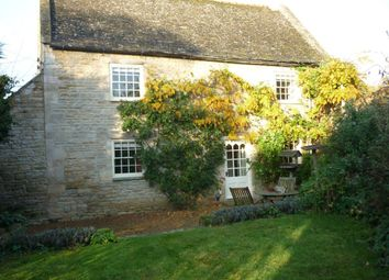 Thumbnail 2 bed cottage to rent in Eaglethorpe, Warmington, Peterborough