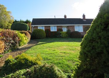 Thumbnail 3 bed detached bungalow for sale in Highfield Rise, Shrewton, Salisbury