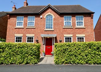 Thumbnail 4 bed detached house for sale in Hill View, Stratford Upon Avon
