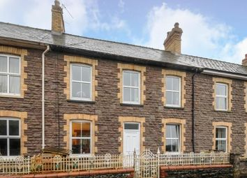 Thumbnail 3 bed terraced house for sale in Talyllyn, Brecon