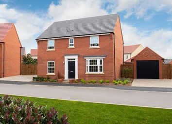 """Thumbnail 4 bedroom detached house for sale in """"Bradgate"""" at Craneshaugh Close, Hexham"""