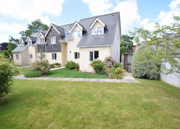 Thumbnail 2 bed flat for sale in Priory View, Exeter