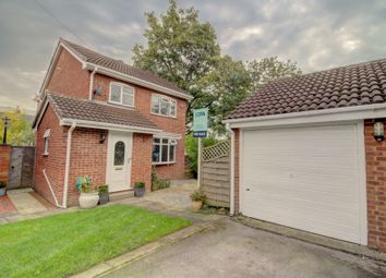Thumbnail 3 bed detached house for sale in Airedale Croft, Rodley, Leeds