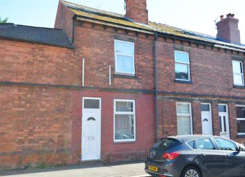 Thumbnail 3 bed end terrace house for sale in Vernon Road, Old Basford, Nottingham