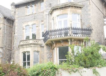 Thumbnail 2 bed flat to rent in Shrubbery Avenue, Weston-Super-Mare