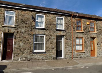 Thumbnail 3 bed terraced house for sale in Canning Street, Ton Pentre, Pentre, Rhondda, Cynon, Taff.