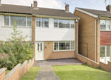 Thumbnail 3 bed end terrace house for sale in Third Avenue, Gedling, Nottinghamshire