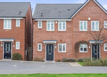 Thumbnail 2 bed semi-detached house for sale in Phil Collins Way, Arley, Coventry, Warwickshire