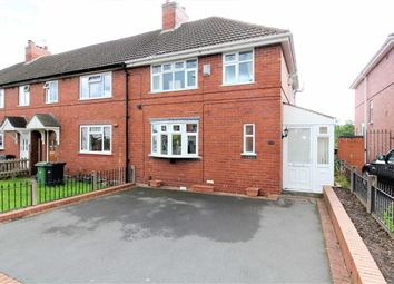 Thumbnail 3 bed semi-detached house for sale in Grange Road, Coseley, Bilston